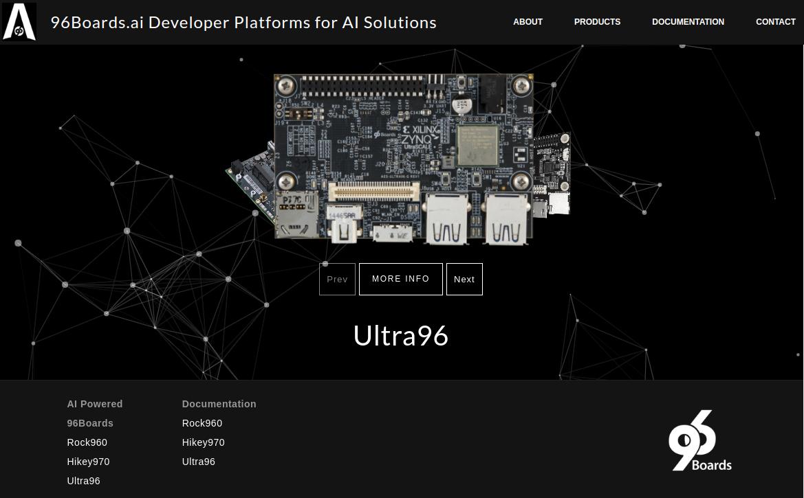 Linaro Announces Launch of 96Boards AI Platform - Linaro